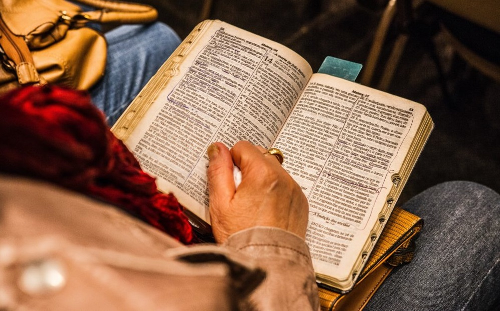 La Biblia es clara en cuanto a la Guerra Espiritual.