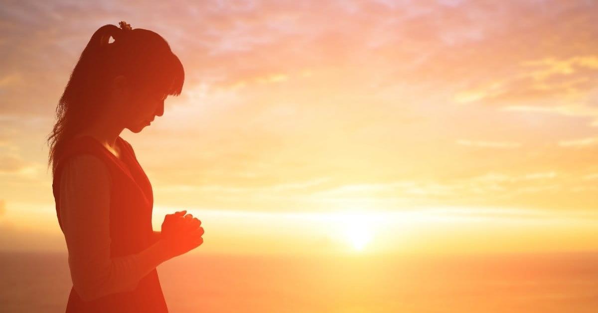 La oración a Dios hace posible lo imposible.