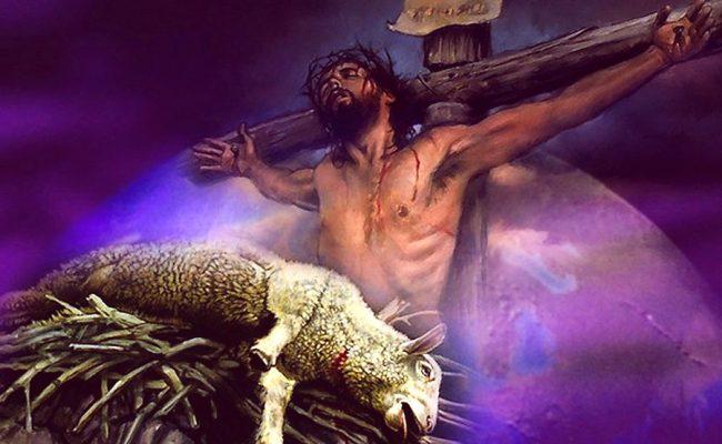 Cristo murió por nuestros pecados en la cruz.