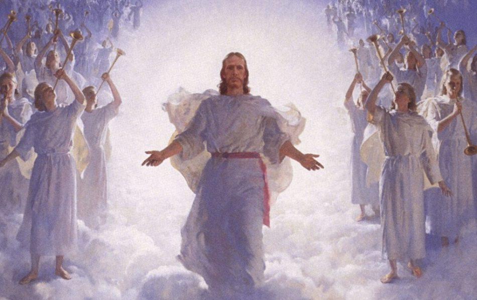 Los ángeles están en el plan eterno de Dios