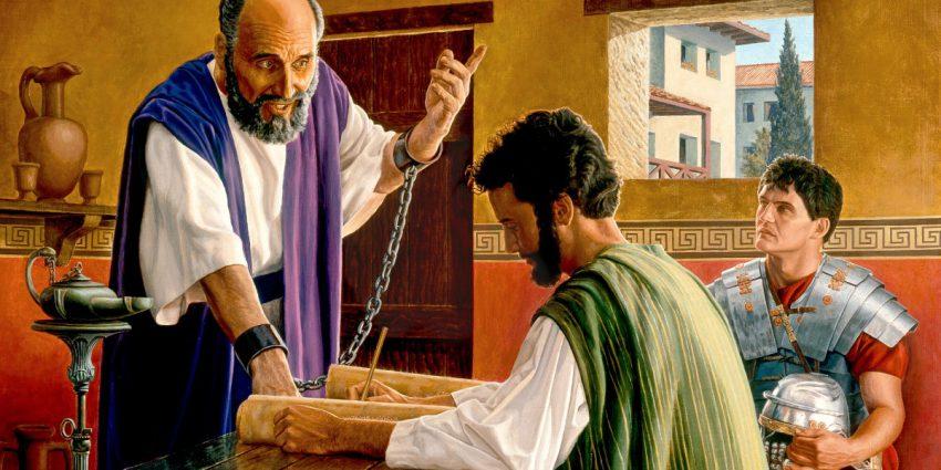 Pablo el misionero