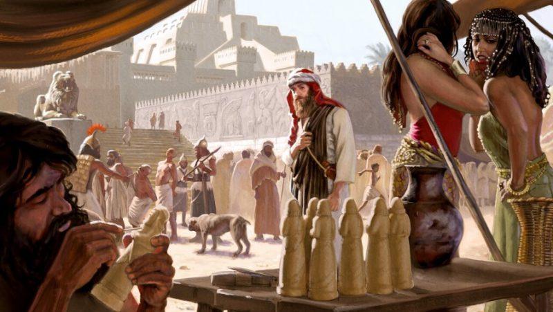 Jonás en Nínive