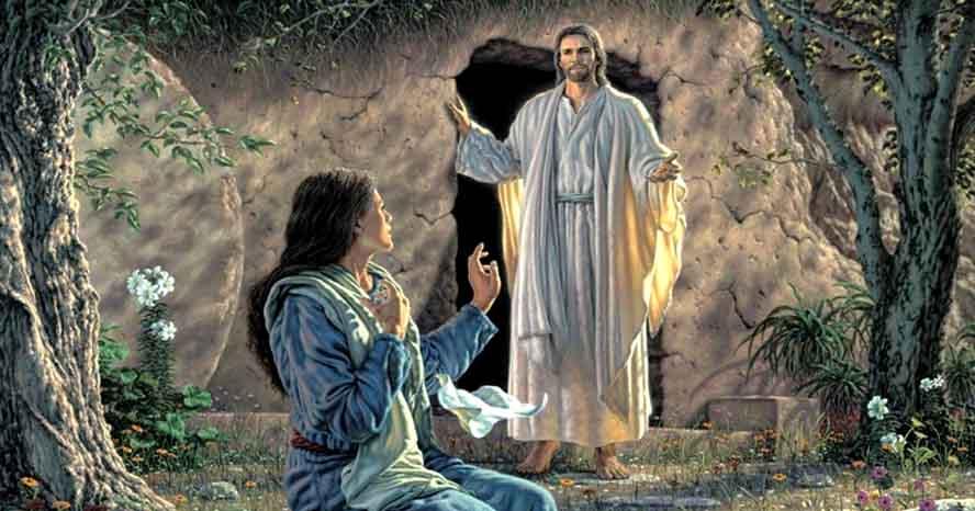 Cristo resucitó para darnos vida.