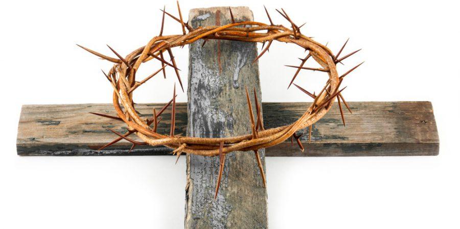 Cristo Jesús nos redimió de los pecados.