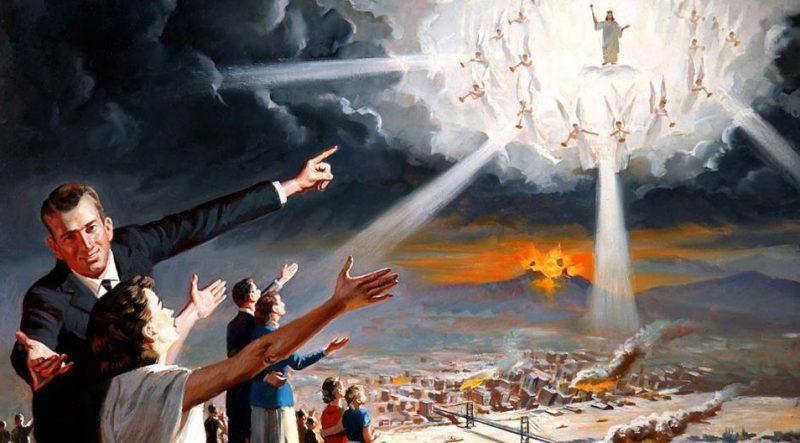regreso de Jesucristo