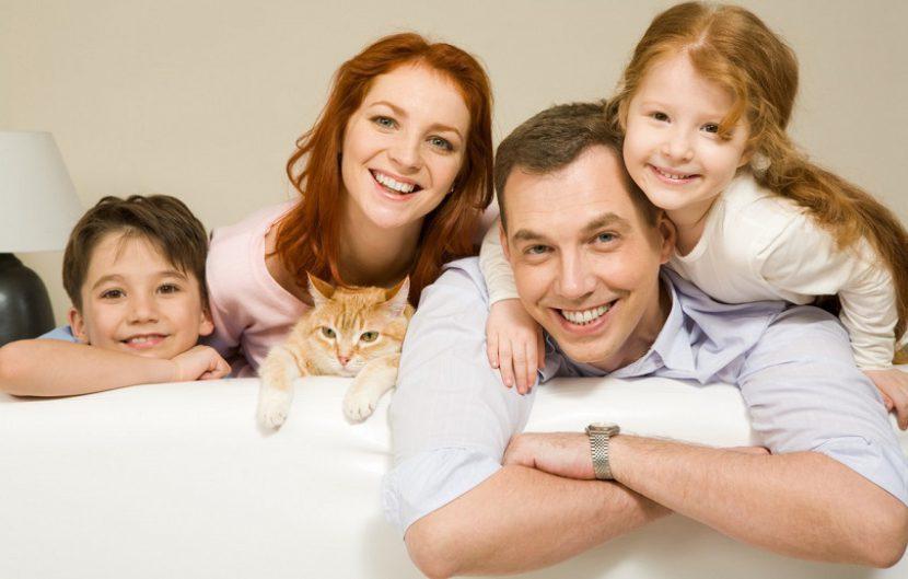 Fe en la familia