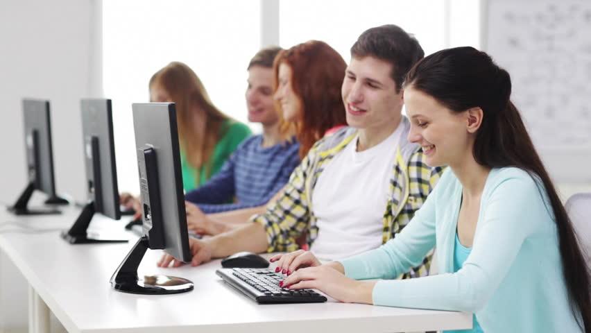 Estudiando en el IBMFS
